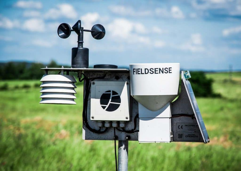 FieldSense Weather Stations for Farming